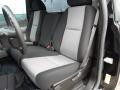 Dark Titanium Interior Photo for 2008 Chevrolet Silverado 1500 #50816043