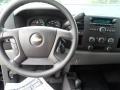 Dark Titanium Dashboard Photo for 2008 Chevrolet Silverado 1500 #50816085