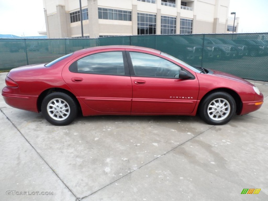 candy apple red metallic 1999 chrysler concorde lx exterior photo. Cars Review. Best American Auto & Cars Review