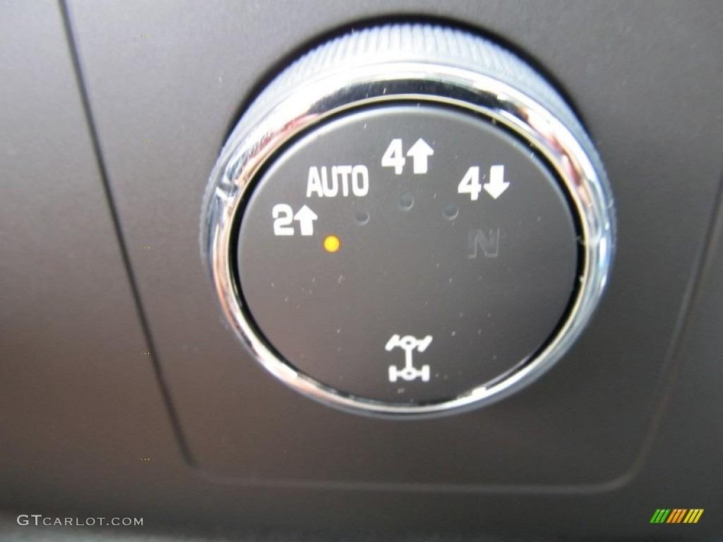 2011 Silverado 1500 LT Extended Cab 4x4 - Imperial Blue Metallic / Light Titanium/Ebony photo #12