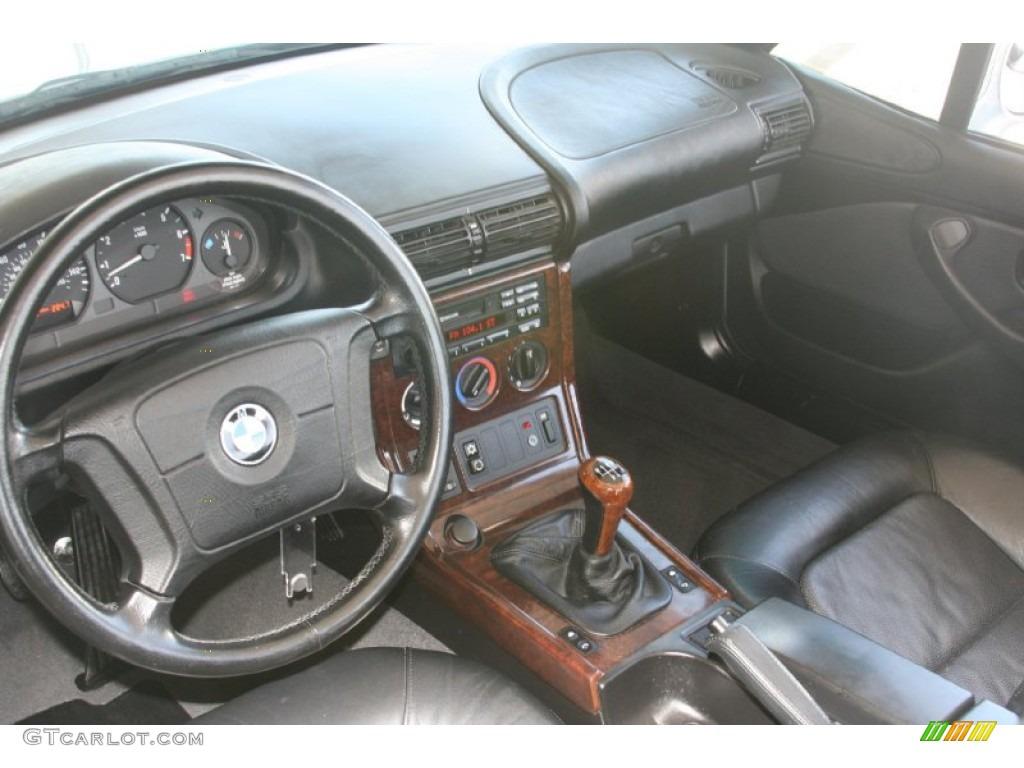 1997 Bmw Z3 2 8 Roadster Black Dashboard Photo 50822811