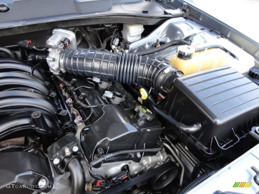 2006 Dodge Magnum Standard Magnum Model 2 7 Liter Dohc 24