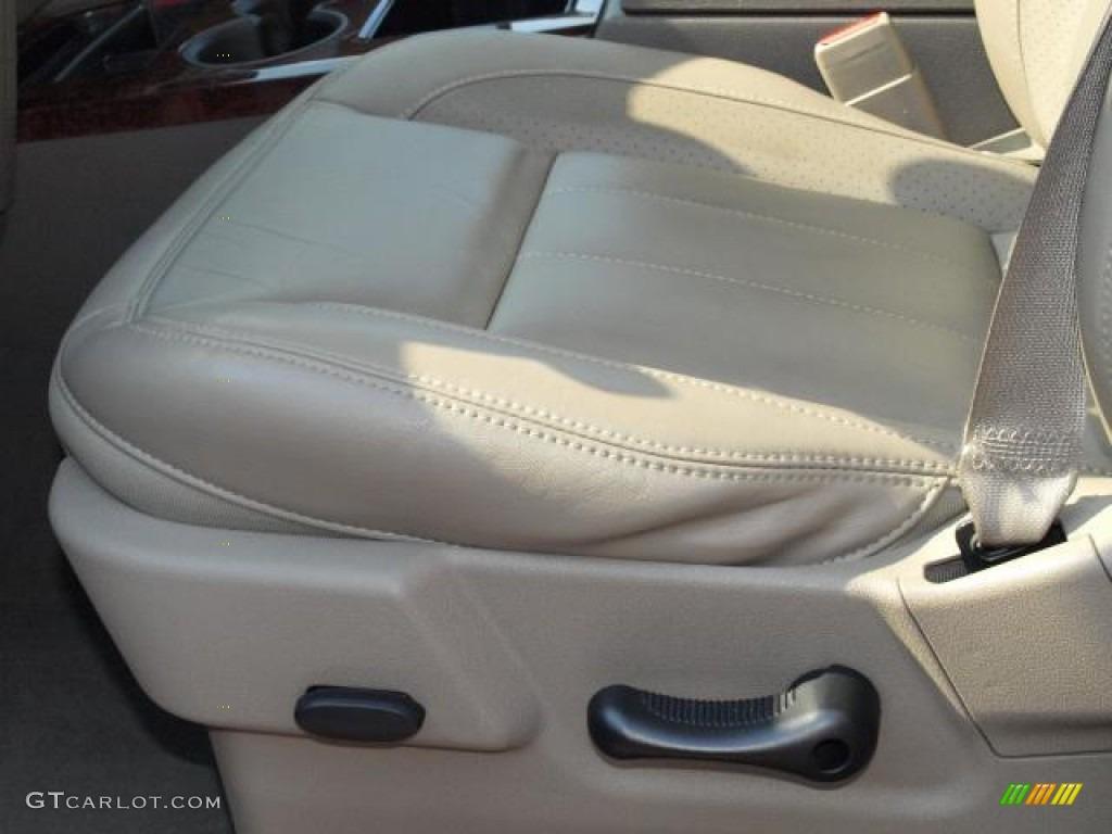 2008 Ram 1500 Laramie Quad Cab 4x4 - Blaze Red Crystal Pearl / Khaki photo #16