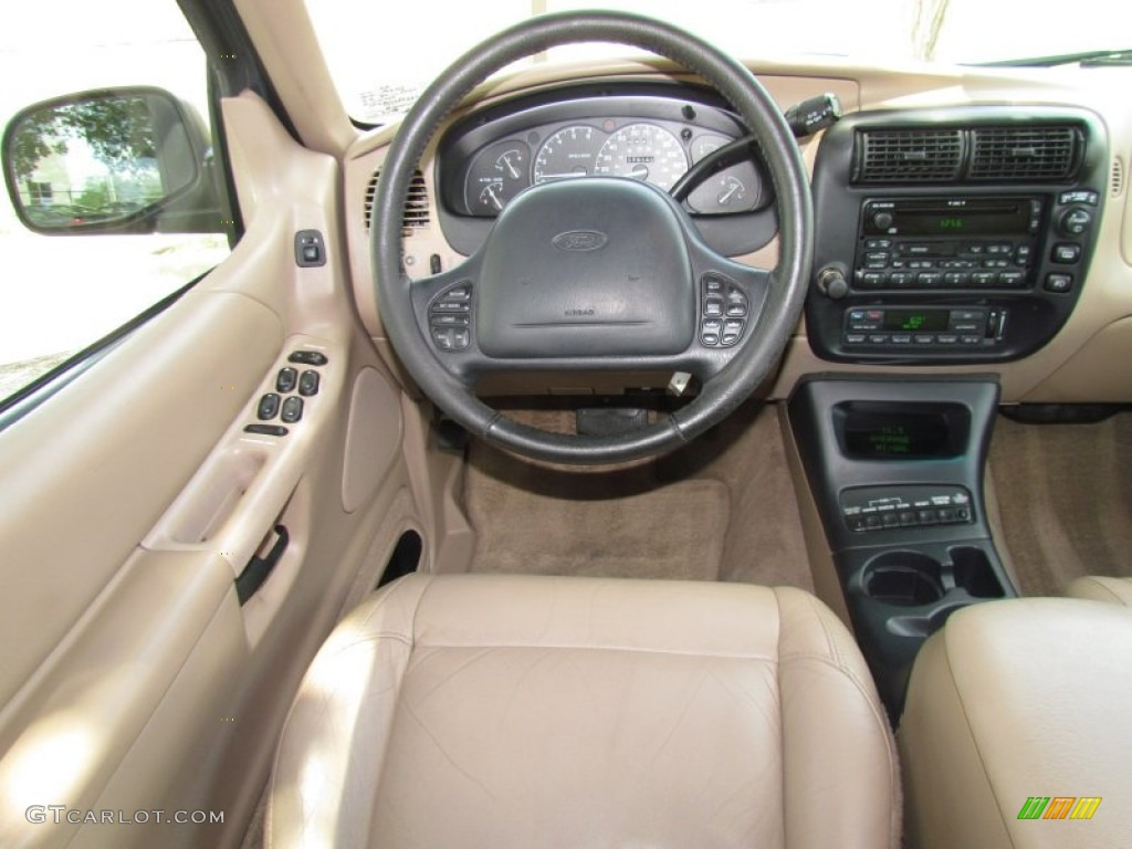 1999 Ford Explorer Eddie Bauer Dashboard Photos