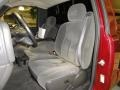 Dark Charcoal Interior Photo for 2005 Chevrolet Silverado 1500 #50840037