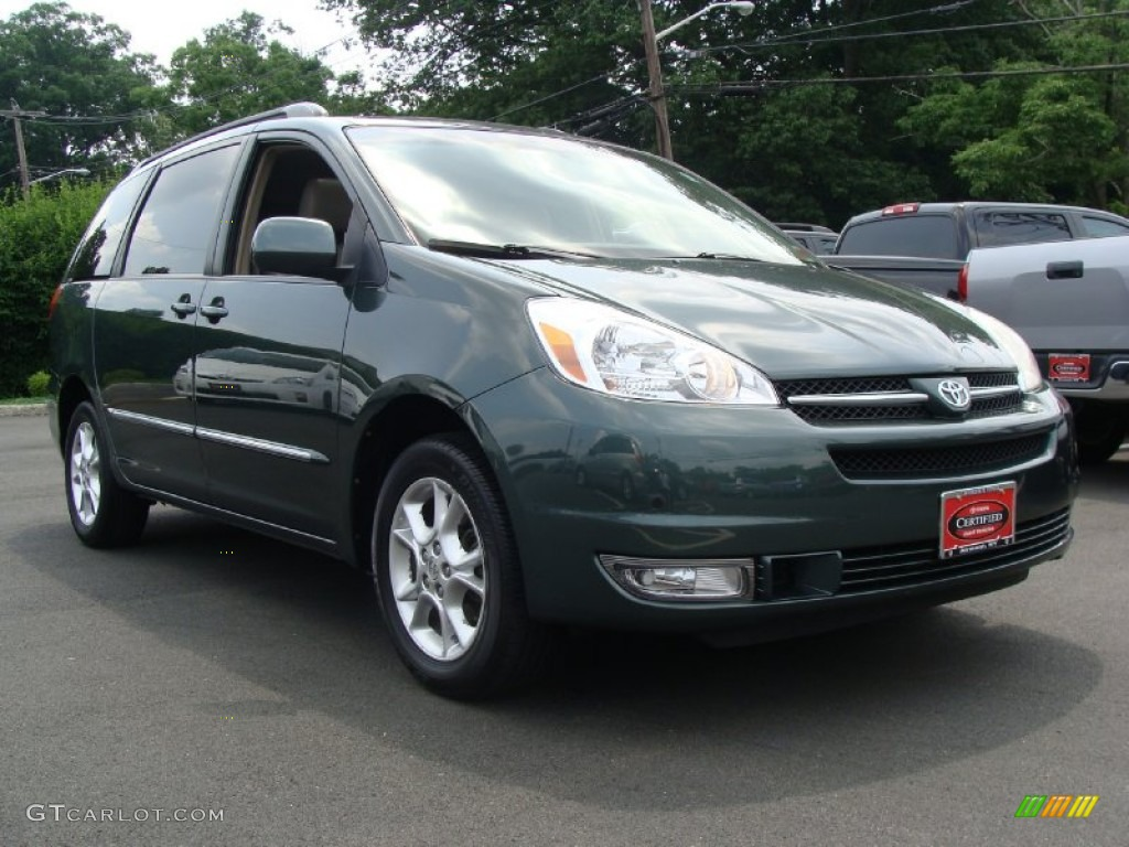 2004 Toyota Sienna Xle For Sale