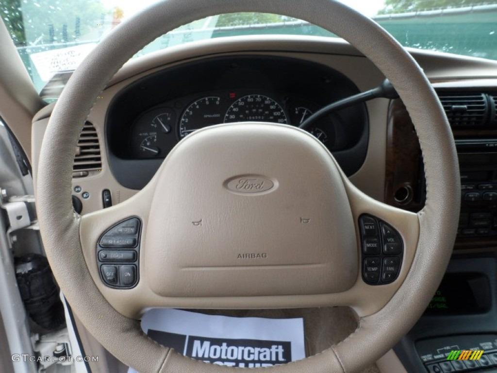 2001 ford explorer limited v8
