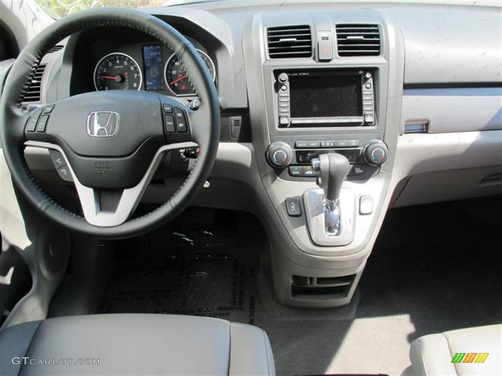 2011 honda cr v ex l gray dashboard photo 50848179. Black Bedroom Furniture Sets. Home Design Ideas