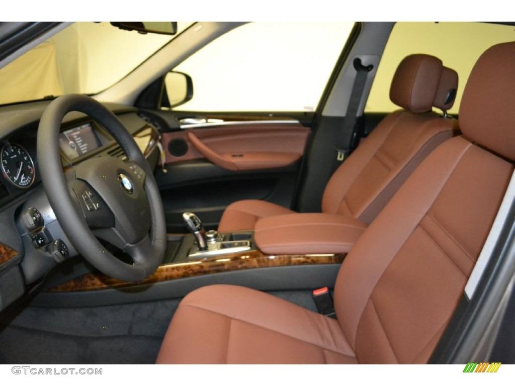 Cinnamon Brown Interior 2012 Bmw X5 Xdrive35i Premium Photo 50855830