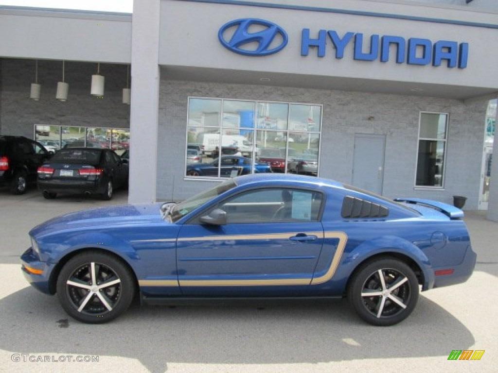 2006 Ford Mustang V6 Premium Coupe Custom Wheels Photo #50856316