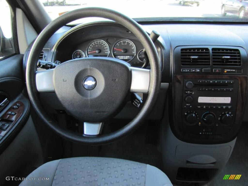 2007 Chevrolet Uplander Ls Cashmere Dashboard Photo 50861209