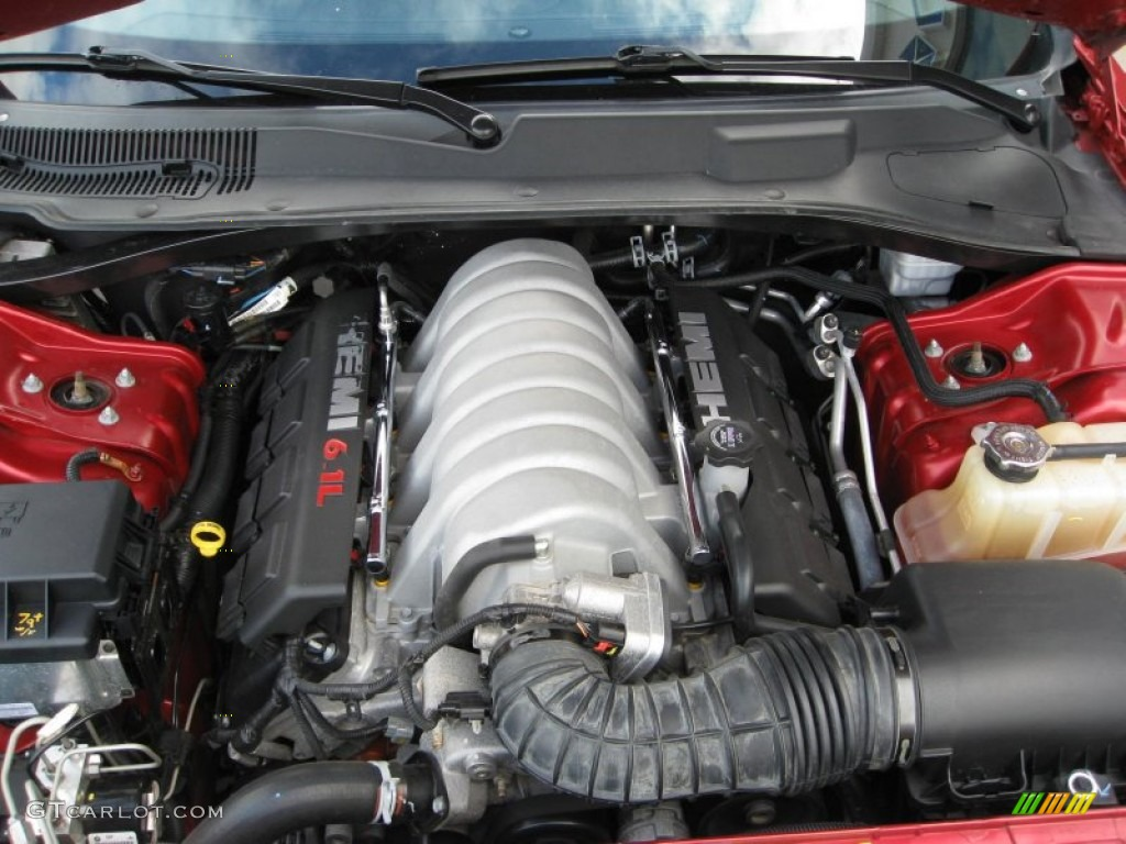 2007 chrysler 300 c srt8 6 1l srt hemi v8 engine photo for Motor for chrysler 300