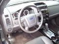 2009 Black Pearl Slate Metallic Ford Escape Limited  photo #9