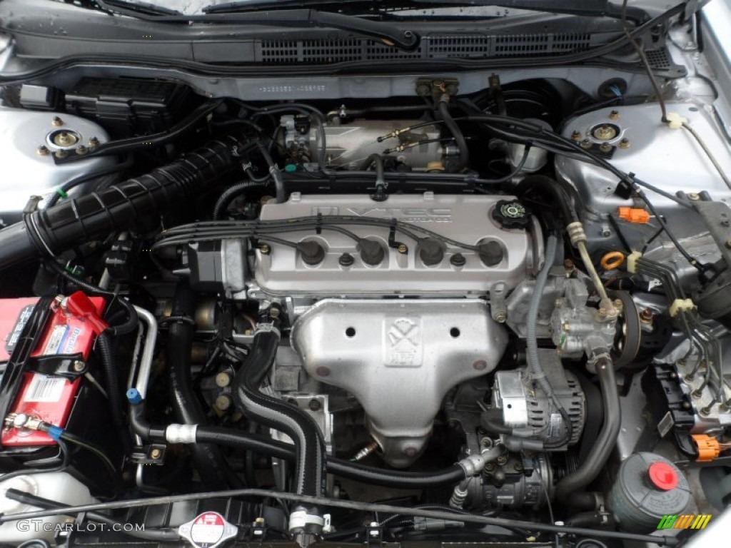 2001 Honda Accord Ex Coupe Engine Photos Gtcarlot Com