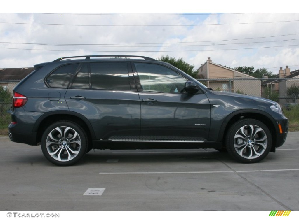 Platinum Gray Metallic 2012 Bmw X5 Xdrive50i Exterior