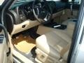 2010 Chevrolet Silverado 1500 Light Cashmere/Ebony Interior Interior Photo