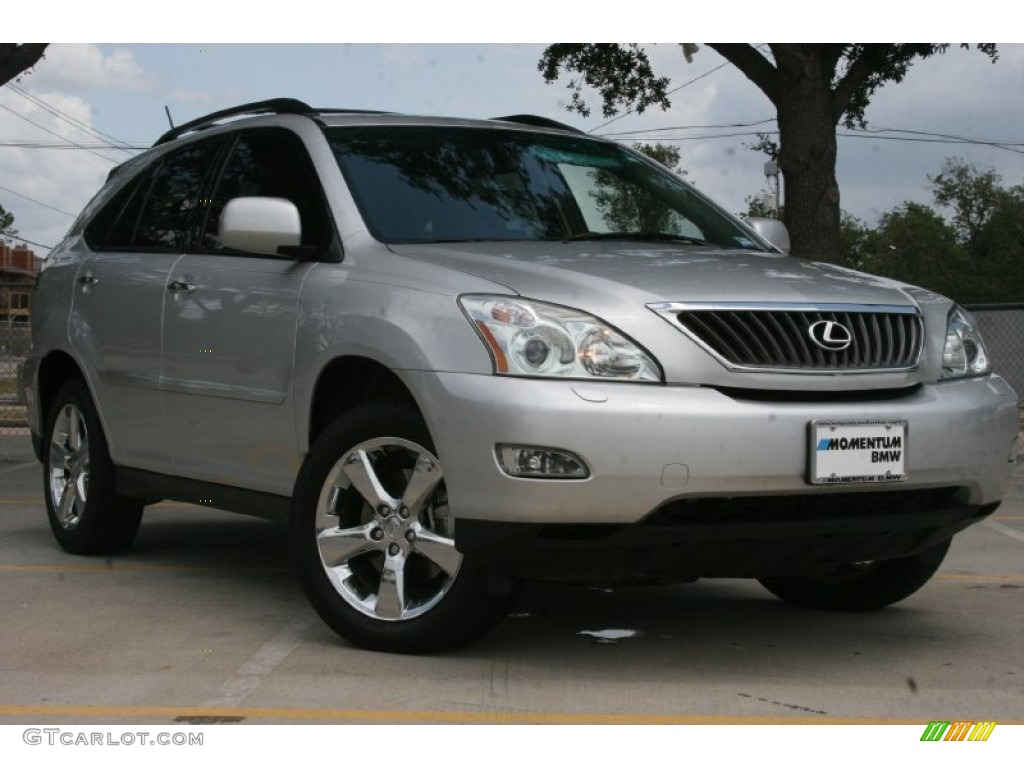 2009 Tungsten Pearl Lexus Rx 350 50870699 Car Color Galleries