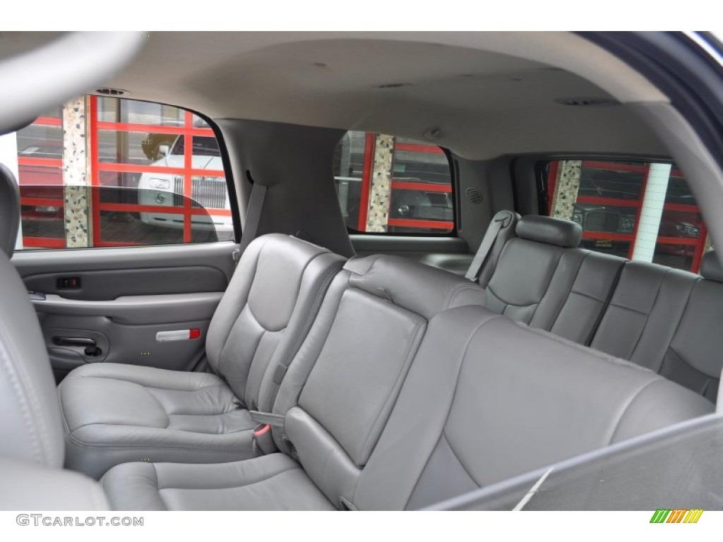 2003 GMC Yukon Denali AWD interior Photo #50888488 ...