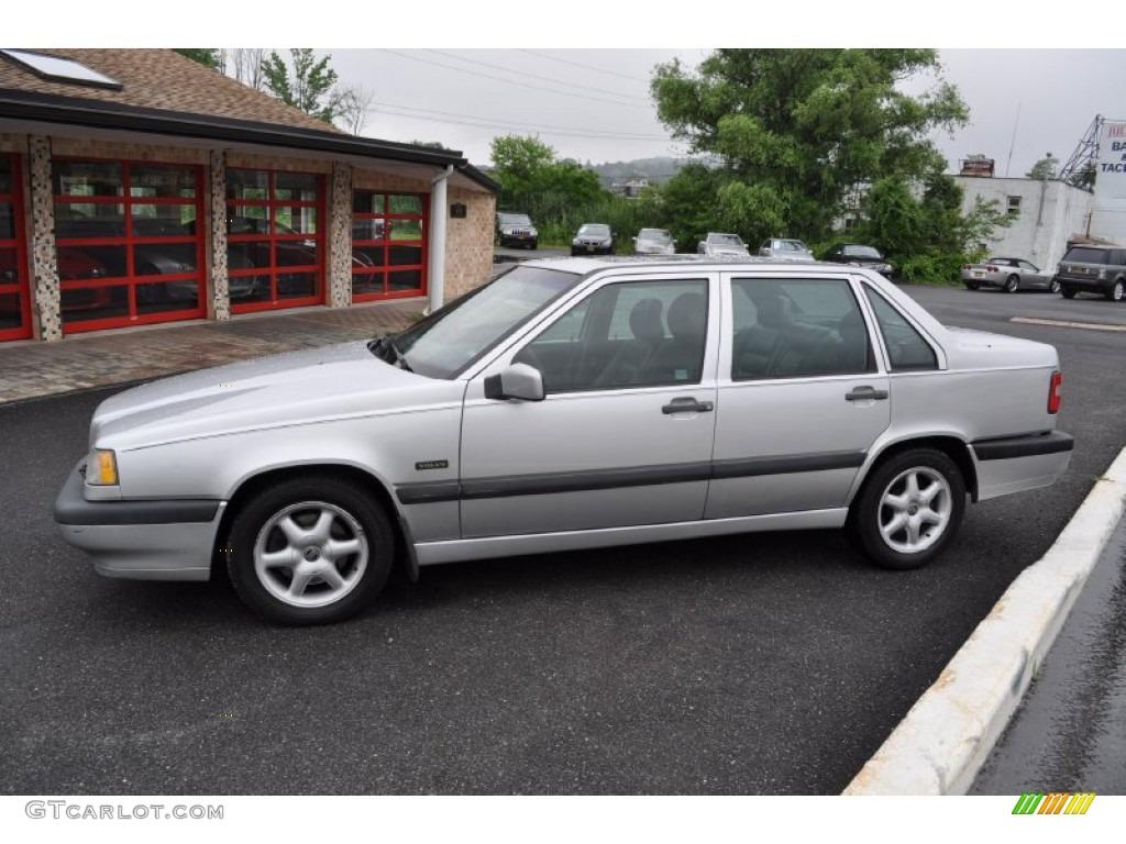 1997 850 sedan mystic silver metallic graphite photo 32