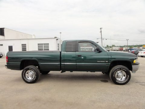 1999 Dodge Ram 2500 SLT Extended Cab 4x4 Data Info and Specs