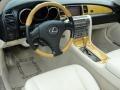 Ecru Beige Dashboard Photo for 2003 Lexus SC #50903779