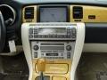 Ecru Beige Navigation Photo for 2003 Lexus SC #50903806