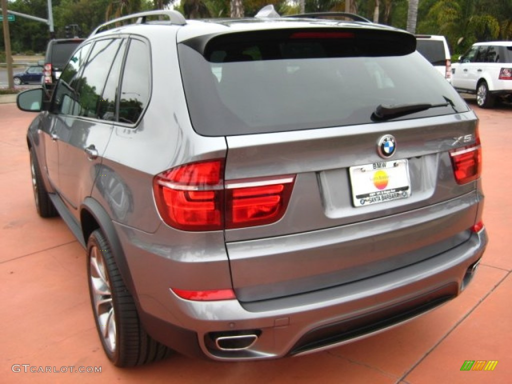 2012 space gray metallic bmw x5 xdrive50i 50870376 photo 3 car color galleries. Black Bedroom Furniture Sets. Home Design Ideas