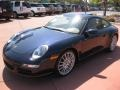 Midnight Blue Metallic 2005 Porsche 911 Carrera S Coupe