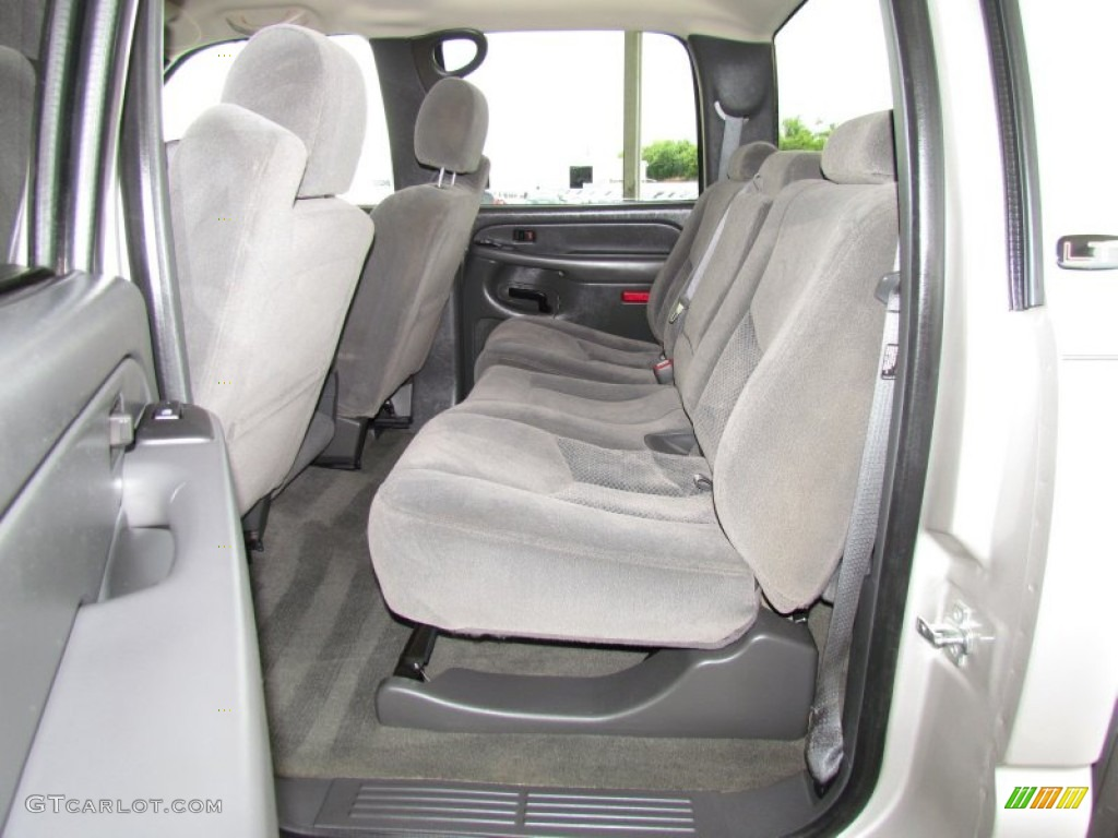 2006 Chevrolet Silverado 2500hd Lt Crew Cab Interior Photo