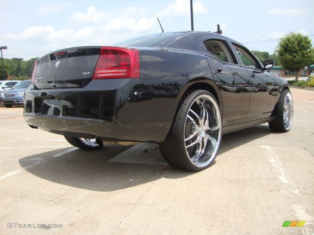 2008 dodge charger sxt awd custom wheels photo 50908870. Black Bedroom Furniture Sets. Home Design Ideas