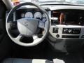 2008 Inferno Red Crystal Pearl Dodge Ram 3500 Laramie Quad Cab 4x4  photo #4