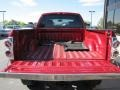 2008 Inferno Red Crystal Pearl Dodge Ram 3500 Laramie Quad Cab 4x4  photo #26
