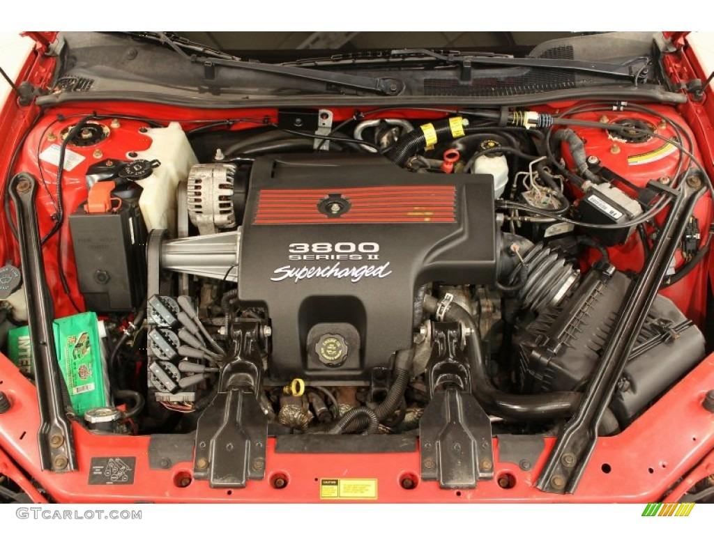 2005 pontiac grand prix supercharger kit