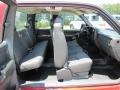 Dark Charcoal Interior Photo for 2004 Chevrolet Silverado 1500 #50914974