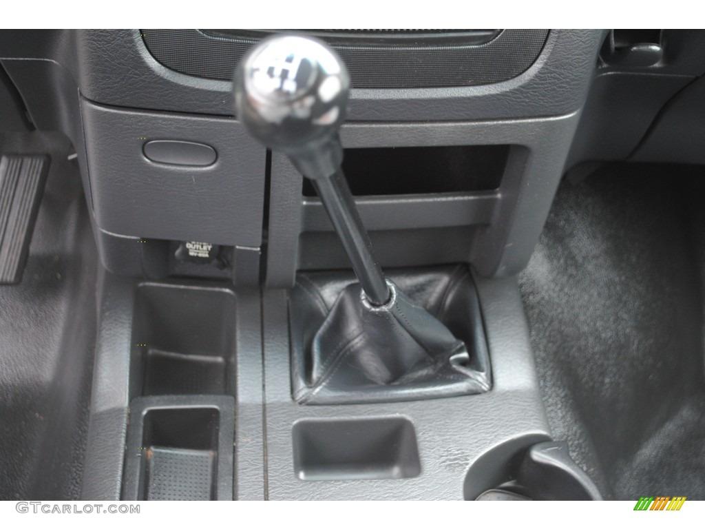 2003 dodge ram 1500 st regular cab 5 speed manual. Black Bedroom Furniture Sets. Home Design Ideas