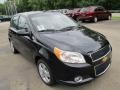 Black Granite Metallic 2011 Chevrolet Aveo Gallery