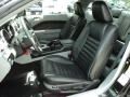 Black/Dove Accent Interior Photo for 2007 Ford Mustang #50928012