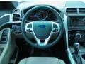Medium Light Stone Steering Wheel Photo for 2011 Ford Explorer #50930952