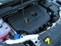 2012 White Platinum Tricoat Metallic Ford Focus Titanium 5-Door  photo #13