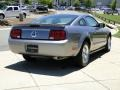 2007 Tungsten Grey Metallic Ford Mustang V6 Premium Coupe  photo #6