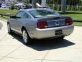2007 Tungsten Grey Metallic Ford Mustang V6 Premium Coupe  photo #7