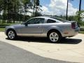 2007 Tungsten Grey Metallic Ford Mustang V6 Premium Coupe  photo #8