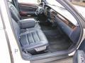 1995 Cadillac DeVille Blue Interior Interior Photo