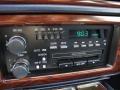 1995 Cadillac DeVille Blue Interior Controls Photo