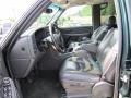 2005 Dark Green Metallic Chevrolet Silverado 1500 LS Crew Cab  photo #9