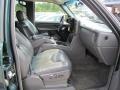 2005 Dark Green Metallic Chevrolet Silverado 1500 LS Crew Cab  photo #15