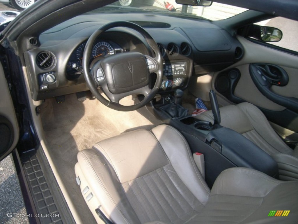 2000 Navy Blue Metallic Pontiac Firebird Trans Am Coupe 50912499 Photo 14 Car
