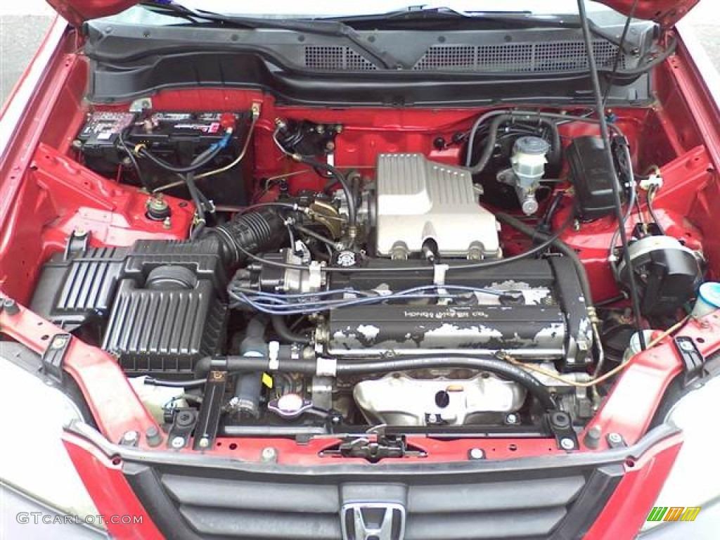 2001 honda cr v lx 2 0 liter dohc 16 valve 4 cylinder engine photo