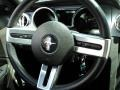 Dark Charcoal Steering Wheel Photo for 2007 Ford Mustang #50956980