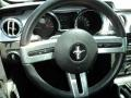 Dark Charcoal Steering Wheel Photo for 2007 Ford Mustang #50957031